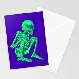 Melty Skelty Stationery Cards