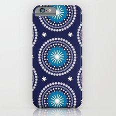 Bandana (Jackie Blue) Slim Case iPhone 6s