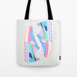 POP SNEAKERS Tote Bag