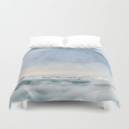 Ethereal Moon Duvet Cover