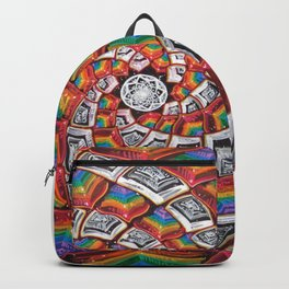 Tunnel To The Moon Backpack