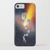 sci fi iPhone & iPod Cases featuring Sci-Fi Space Universe by  Agostino Lo Coco
