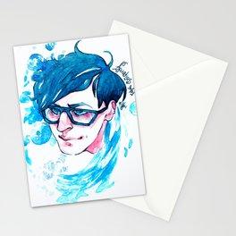 .Aquarius. Stationery Cards