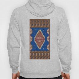 American Native Pattern No. 237 Hoody