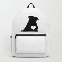 Pug Dog Owner Gift Present  Backpack
