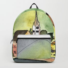 Austrian Fog Backpack