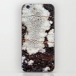 Tree bark naural pattern 2 iPhone Skin