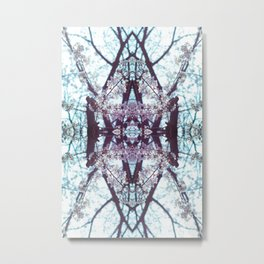 Early cherry blossoms Metal Print