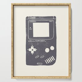 Game Boy Serving Tray