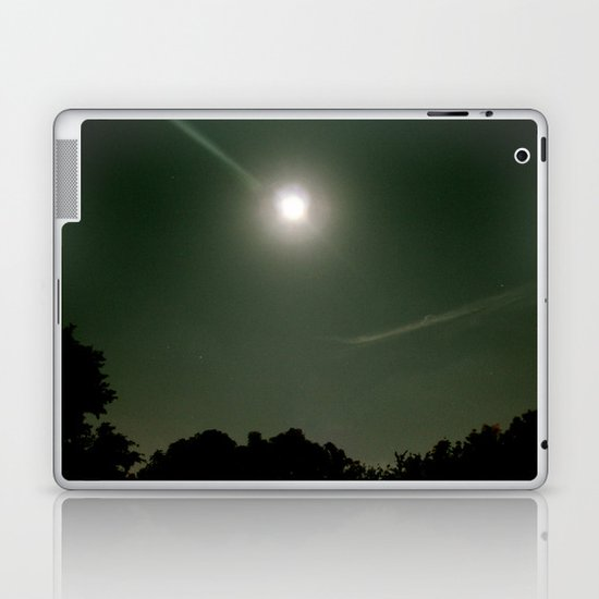 Supermoon Laptop & iPad Skin