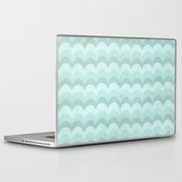scales Laptop & iPad Skins featuring scales by siobhaniaa