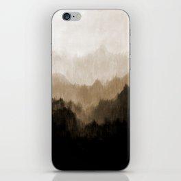 Old Mountain iPhone Skin