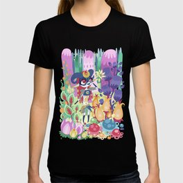Magic Fairy Forest T-shirt