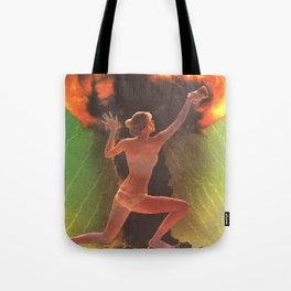 Nuclear Cleanup Tote Bag