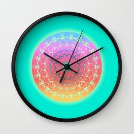 Rima-manda 1 Wall Clock