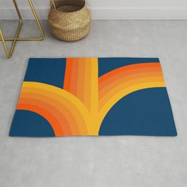 Bounce - Sunset Rug