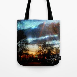 Leading Me Home Tote Bag