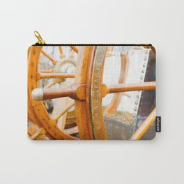 At the Helm Carry-All Pouch