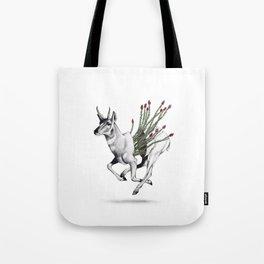 Pronghorn Tote Bag
