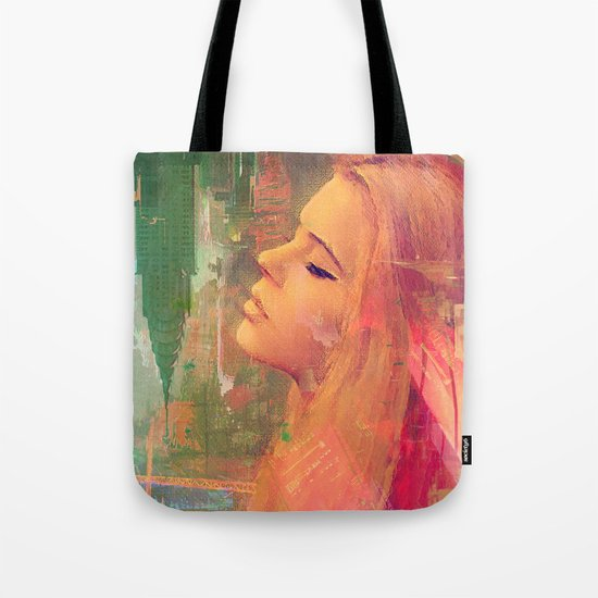 All the dreams are in us Tote Bag