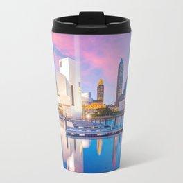 Cleveland - USA Travel Mug