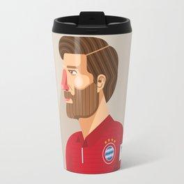 Xabi Alonso Travel Mug