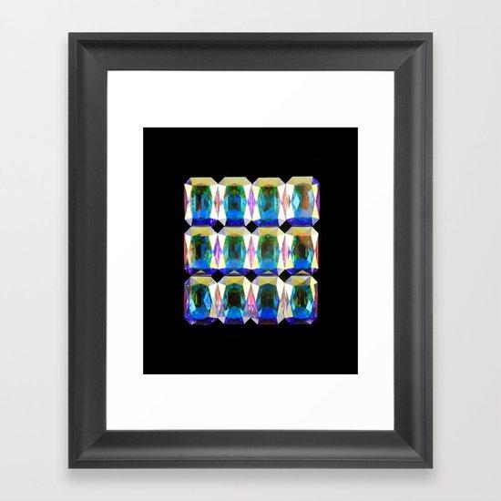 Aurora Full Blown Framed Art Print
