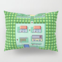 Dreams of Pallet Town - Kanto Pillow Sham
