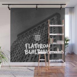 Flatiron Building Wall Mural