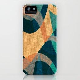 Lake Kaindy (Kazakhstan) iPhone Case
