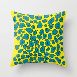 What's the meaning of this? Throw Pillow