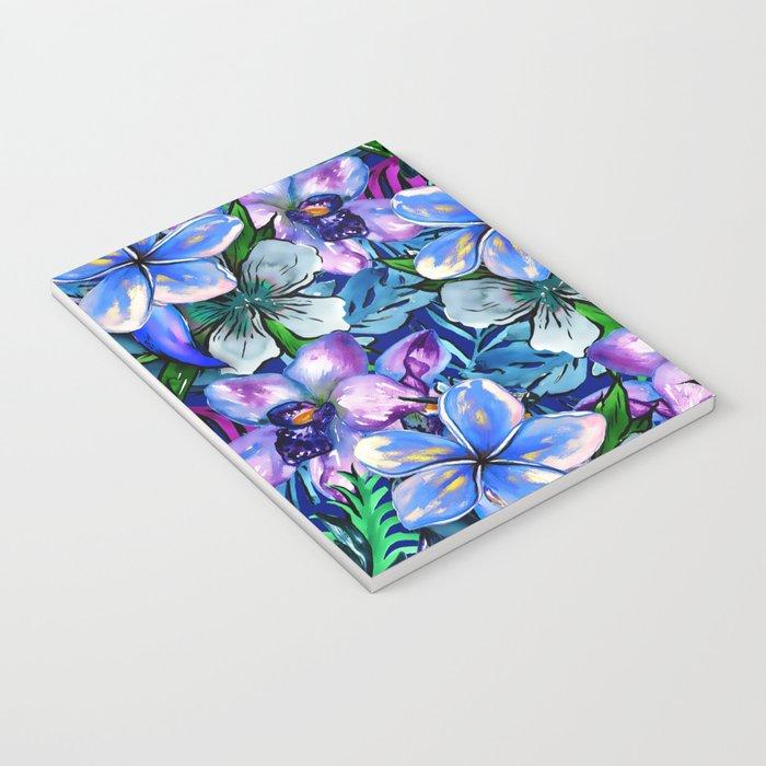 My Tropical Garden 5 - variation Notebook