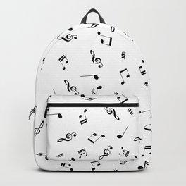 Music Tones Light Backpack