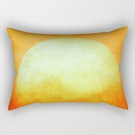 Circle Composition VIII Rectangular Pillow