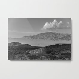 The Expanse Metal Print