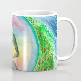 Elements and Chakras in Meditation Coffee Mug