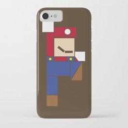 Let's Go Minimal! iPhone Case