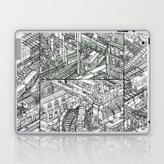 The Town of Train 3 Laptop & iPad Skin