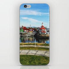 Shoreline Village iPhone & iPod Skin