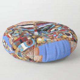 Party Dress Floor Pillow
