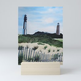 Cape Henry Lighthouse Mini Art Print