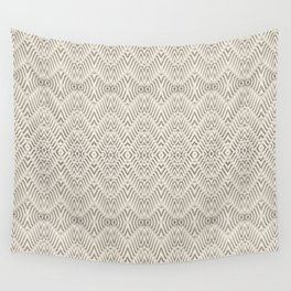 3D Effect Pattern 4 Wall Tapestry