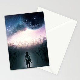 Zelda And The Black Moon Stationery Cards
