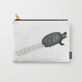 Save The Turtle Carry-All Pouch