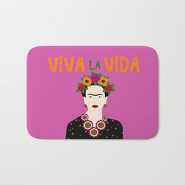 Frida Bath Mat