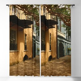 Charming Charleston Street Blackout Curtain