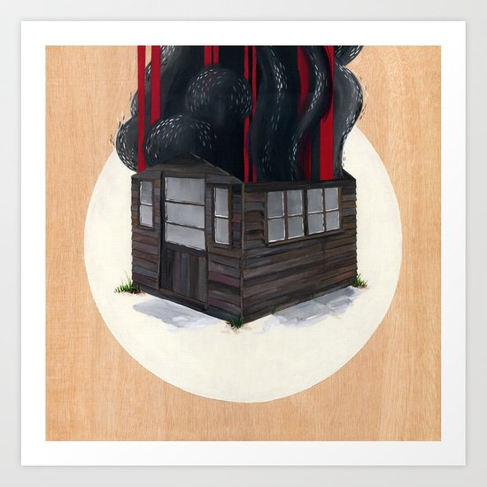 Sheds & Shacks | No:1 Art Print