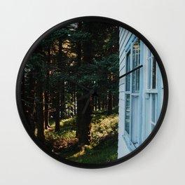Alaskan Home pt.3 Wall Clock