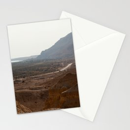 Dead Sea from Masada Stationery Cards
