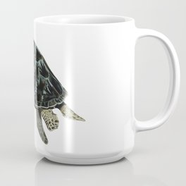 GREEN TURTLE Coffee Mug